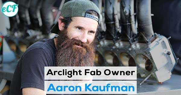 Aaron Kaufman To Set Plan For His Future 2