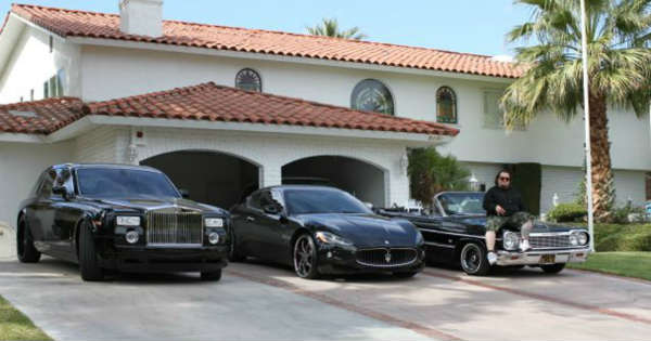Austin Chumlee Russells Car Collection 3