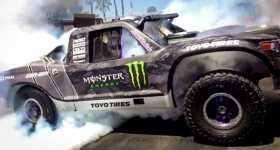 BJ BALDWIN's 800HP Trophy Truck