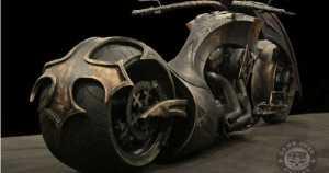 Behemoth Bike American Chopper 4