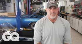 Bill Goldberg Unveils Car Collection 2