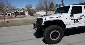 Custom Hellcat Jeep Wrangler Dakota 2