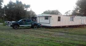 DIY House Moving Redneck 1