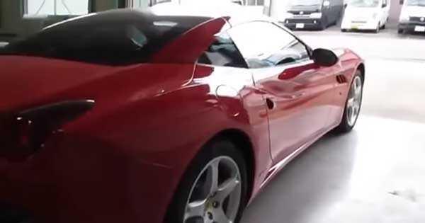 Ferrari Replica Looks Perfect 2