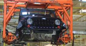 Jeep Liberty Jeep Wrangler Production Process how its made 1