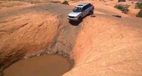 Moab Offroad Video Range Rover Hell Revenge 1