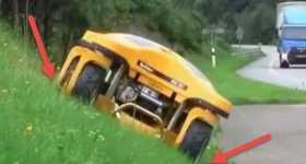 Modern Grass Cutter lawnmower 4