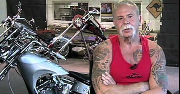 Orange County Choppers - Paul Seniors CAR BIKE COLLECTION 2