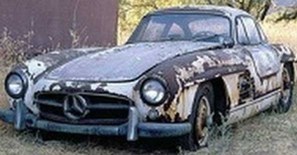 These Ruined Vintage Barn Finds Will Bring A Tear To Your ...