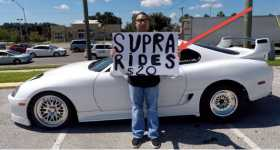 Supra Rides For Only 20