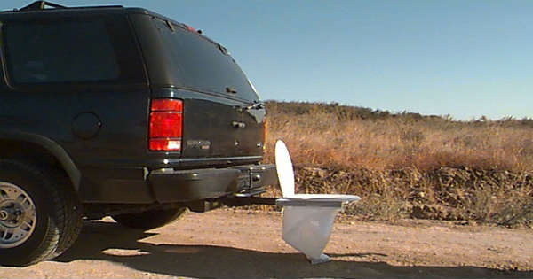 The Best Car Toilet Solution 2