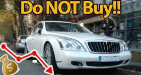 Top 5 Expensive Cars Depreciating Lost Value 1