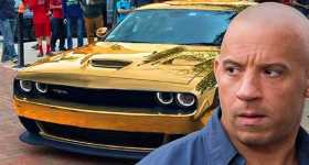 Vin Diesel Amazing Car Collection 1