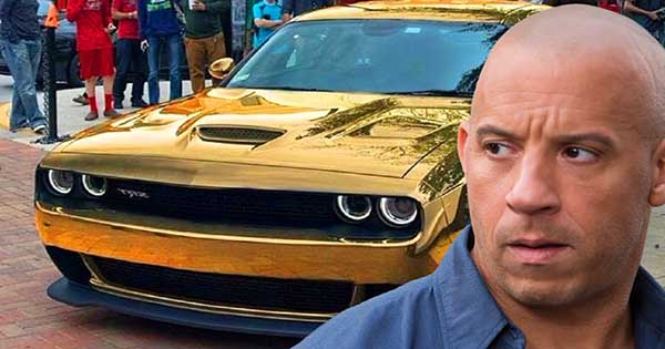 Vin Diesel's Amazing Car Collection! - Muscle Cars Zone!