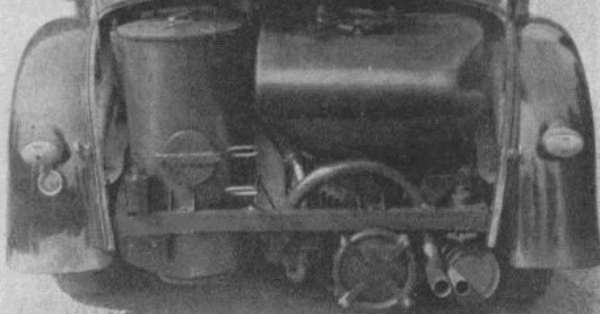 Wood Gas Vehicles 15