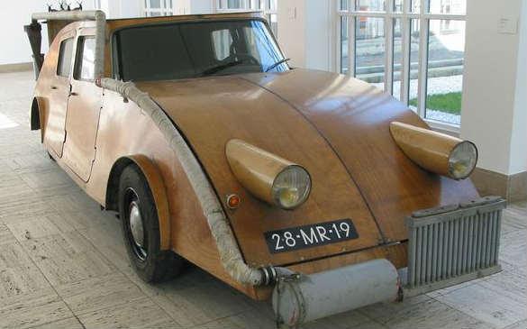 Wood Gas Vehicles 17