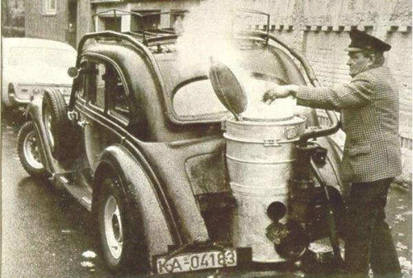 Wood Gas Vehicles 2