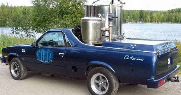 Wood Gas Vehicles 5