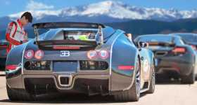 13 YEAR OLD Drives Bugatti Veyron Over 200 MPH 1