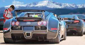 13 YEAR OLD Drives Bugatti Veyron Over 200 MPH 1