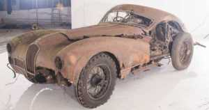 1949 Talbot Lago T26 car purchased million 7