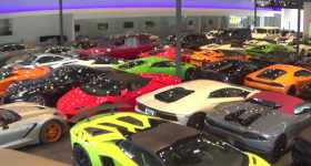 20 Million Worth Supercars Secured From Hurricane Irma 1