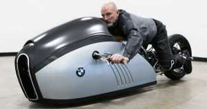 4 Futuristic Motorcycles BIG Thing 1