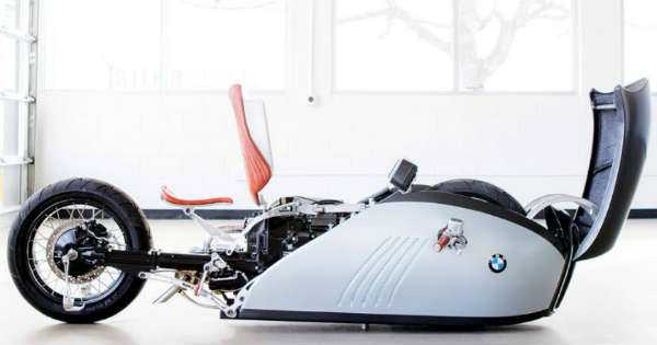 4 Futuristic Motorcycles BIG Thing 2