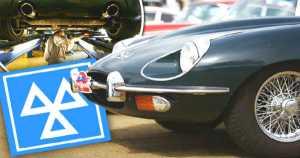 500000 Older Cars in UK Wont Need MOT Test 1