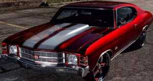 Classic Chevy Chevelle Fast facts 4