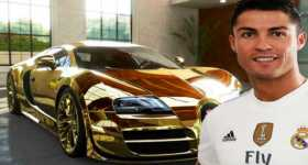 Cristiano Ronaldo Car Collection luxurious exotic 11