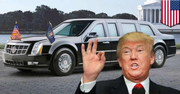 Donald Trump Limousine 9 facts 3