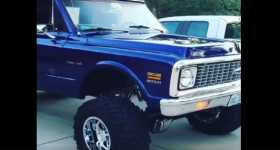 Dream Truck chevy sound engine 2