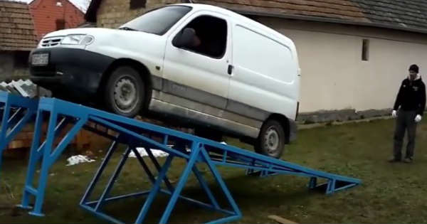 Homemade Car Jack Lifts 3