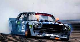 Ken Block CLIMBKHANA With 1400 HP Methanol-Fed Twin Turbo Hoonicorn V2 Mustang 1