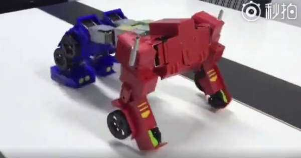Mini Transformers Toys Car Transform Japan 1