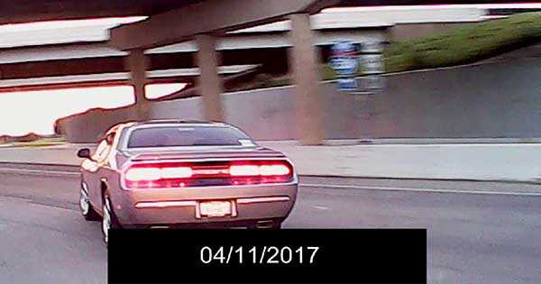 Newbie Driver Hit And Run Chased Down 2