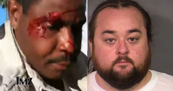 Pawn Stars Chumlee Gets In A Hollywood Fight With His