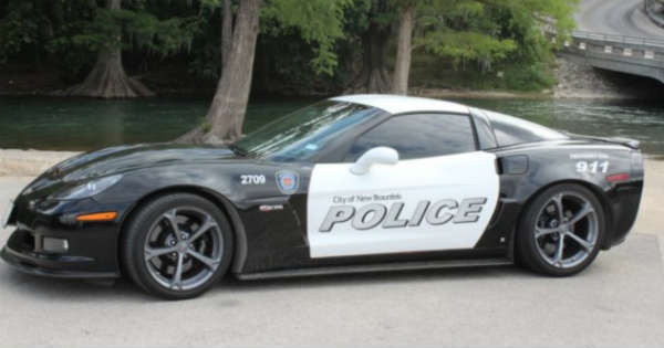 POLICE Department In Texas Seize 1000 HP CORVETTE 2
