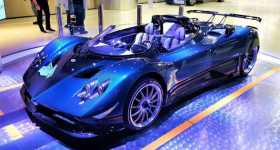 Protect $15 Million Pagani Zonda HP Barchetta Hurricanes 2