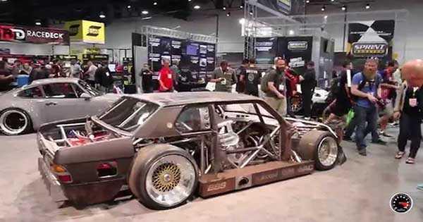 Rusty Slammington amazing build 1