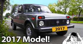 Seven Ancient Cars Mercedes G Wagon Lotus Super 7 Lada Niva 1