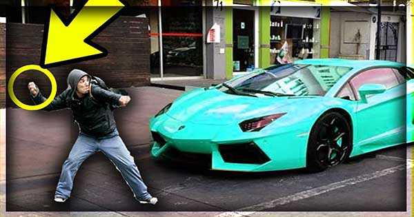 Super Expensive Cars Get Wrecked By Angry People Muscle Cars Zone - Expensive cars