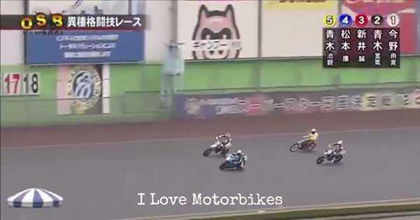 Talented Motorbike Rider 2