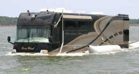 Terra Wind Amphibious Motorcoach 2