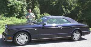 The Bentley Azure Has Lost 361 EVERY HOUR Since 2007 1