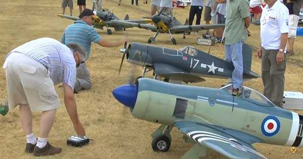 The Ultimate RC AIR SHOW 2