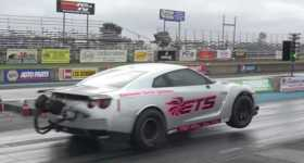 This Is The Record Breaking Nissan GT-R - 688 222mph 1
