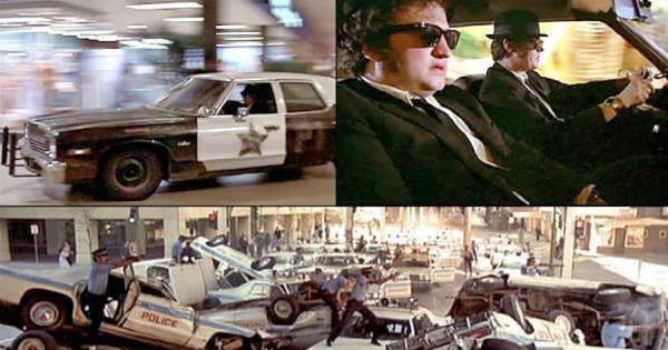 Top 10 Greatest Movie Car Chases from the 1980s 2