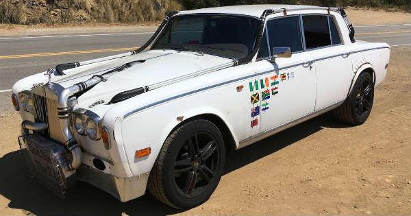 Turbocharged 1978 Rolls Royce Silver Shadow II 2